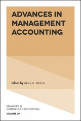 Omslag - Advances in Management Accounting