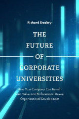 Omslag - The Future of Corporate Universities