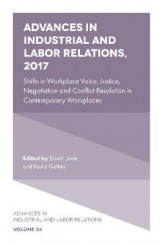 Omslag - Advances in Industrial and Labor Relations, 2017