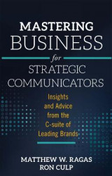 Omslag - Mastering Business for Strategic Communicators