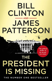 The president is missing av Bill Clinton og James Patterson (Heftet)