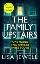 Omslag - The family upstairs