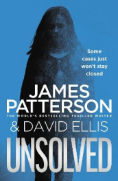 Unsolved av James Patterson (Heftet)