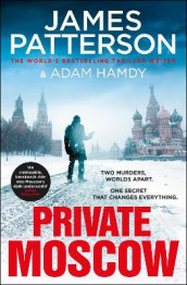 Private Moscow av Adam Hamdy og James Patterson (Heftet)