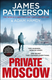 Private Moscow av James Patterson (Heftet)