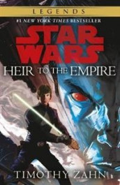 Heir to the Empire av Timothy Zahn (Heftet)