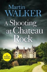Omslag - A Shooting at Chateau Rock
