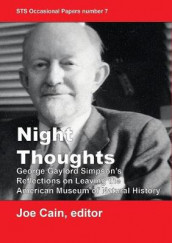 Night Thoughts av Joe Cain og George Gaylord Simpson (Heftet)