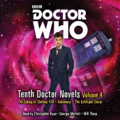 Doctor Who: Tenth Doctor Novels Volume 4 av Daniel Blythe, Christopher Cooper og David Llewellyn (Lydbok-CD)