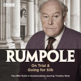 Omslag - Rumpole: On Trial & Going for Silk