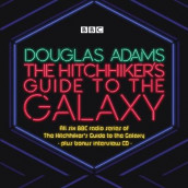 The Hitchhiker's Guide to the Galaxy: The Complete Radio Series av Douglas Adams og Eoin Colfer (Lydbok-CD)