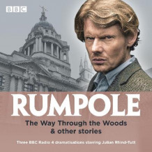 Rumpole: The Way Through the Woods & other stories av John Mortimer (Lydbok-CD)