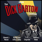 Omslag - The Dick Barton Casebook