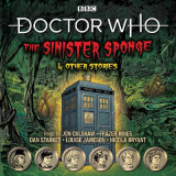 Omslag - Doctor Who: The Sinister Sponge & Other Stories
