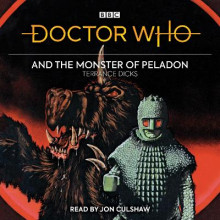Doctor Who and the Monster of Peladon av Terrance Dicks (Lydbok-CD)