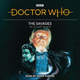 Omslag - Doctor Who: The Savages