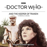 Omslag - Doctor Who and the Keeper of Traken