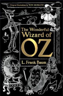 The Wonderful Wizard of Oz av L. Frank Baum (Innbundet)
