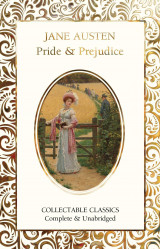 Omslag - Pride and prejudice