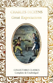 Great expectations av Charles Dickens (Innbundet)