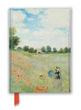 Omslag - Claude Monet: Wild Poppies, near Argenteuil (Foiled Journal)