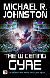 The Widening Gyre av Michael R. Johnston (Innbundet)