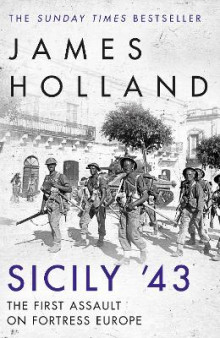 Sicily '43 av James Holland (Innbundet)