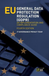 Omslag - EU General Data Protection Regulation (GDPR)