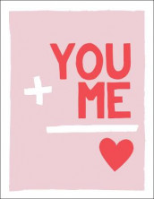 You and Me av Summersdale Publishers (Innbundet)
