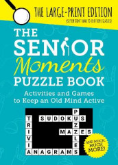 The Senior Moments Puzzle Book av Summersdale Publishers (Heftet)