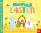 Omslag - Make and Play: Easter