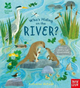 Omslag - National Trust: Who's Hiding on the River?