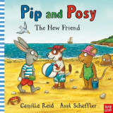 Omslag - Pip and Posy: The New Friend