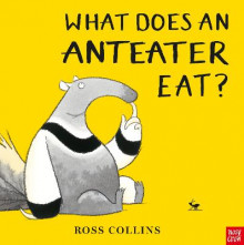 What Does An Anteater Eat? av Ross Collins (Heftet)