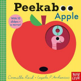 Omslag - Peekaboo Apple