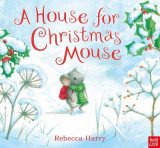 Omslag - A House for Christmas Mouse