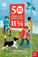Omslag - National Trust: 50 Things To Do Before You're 11 3/4