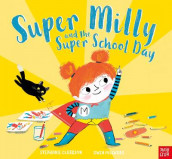 Super Milly and the Super School Day av Stephanie Clarkson (Innbundet)