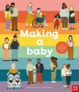 Omslag - Making A Baby: An Inclusive Guide to How Every Family Begins