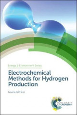 Omslag - Electrochemical Methods for Hydrogen Production