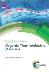 Omslag - Organic Thermoelectric Materials