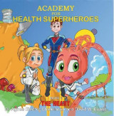 Omslag - Academy for Health Superheroes