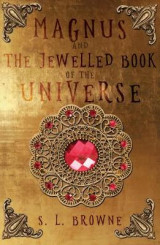Omslag - Magnus and The Jewelled Book of the Universe