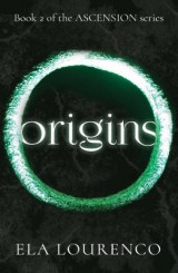 Omslag - Origins: The Ascension Series Book 2