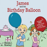 Omslag - James and the Birthday Balloon