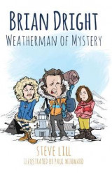 Omslag - Brian Dright: Weatherman of Mystery
