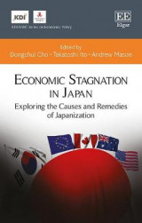 Omslag - Economic Stagnation in Japan