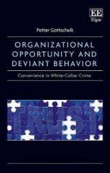 Omslag - Organizational Opportunity and Deviant Behavior