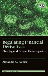 Omslag - Regulating Financial Derivatives