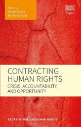 Omslag - Contracting Human Rights